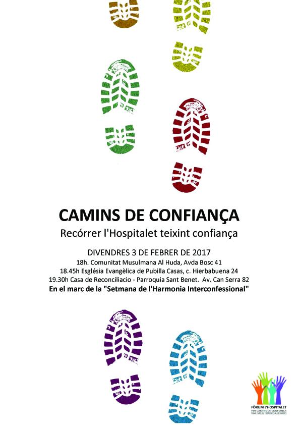 CAMINS DE CONFIANÇA