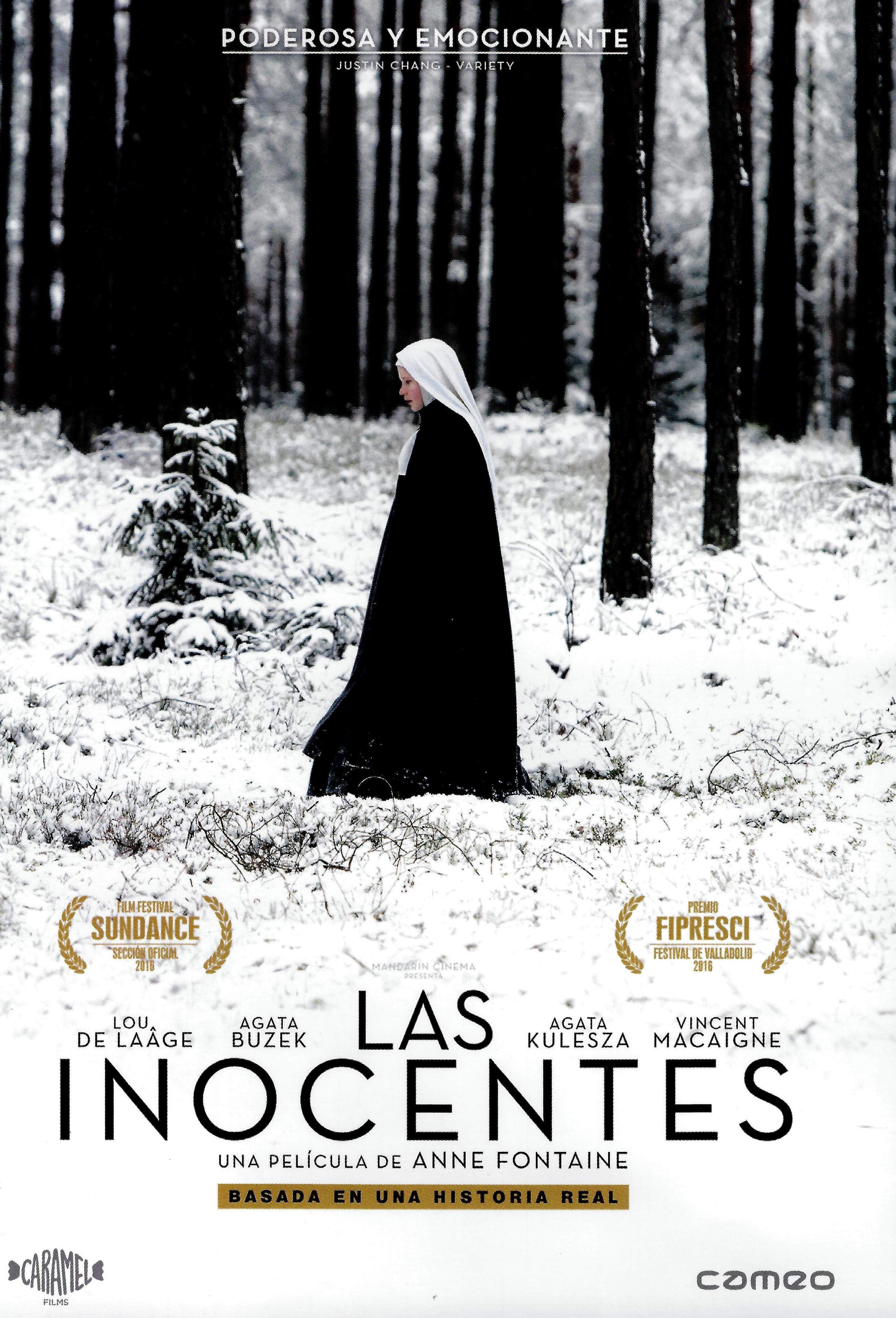 Las inocentes – 25 de novembre